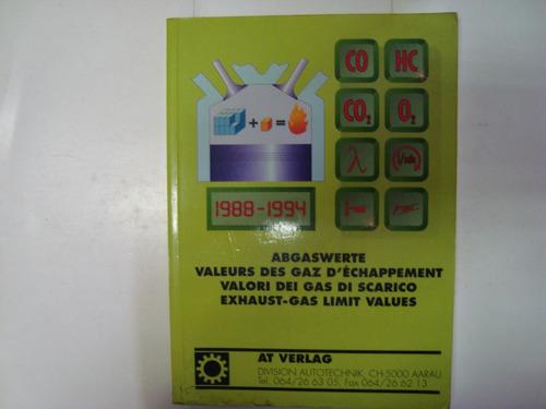 livro - exhaust-gas limit values - at verlag