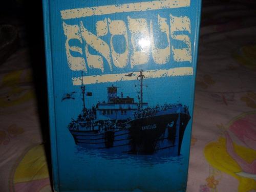 livro exodus leon uris