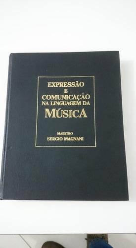 livro expressão e comunicação na linguagem da musica