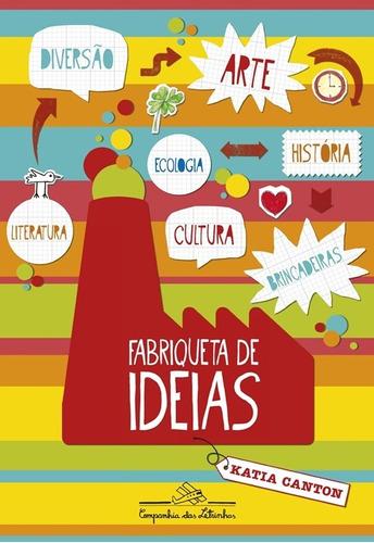 livro fabriqueta de ideias