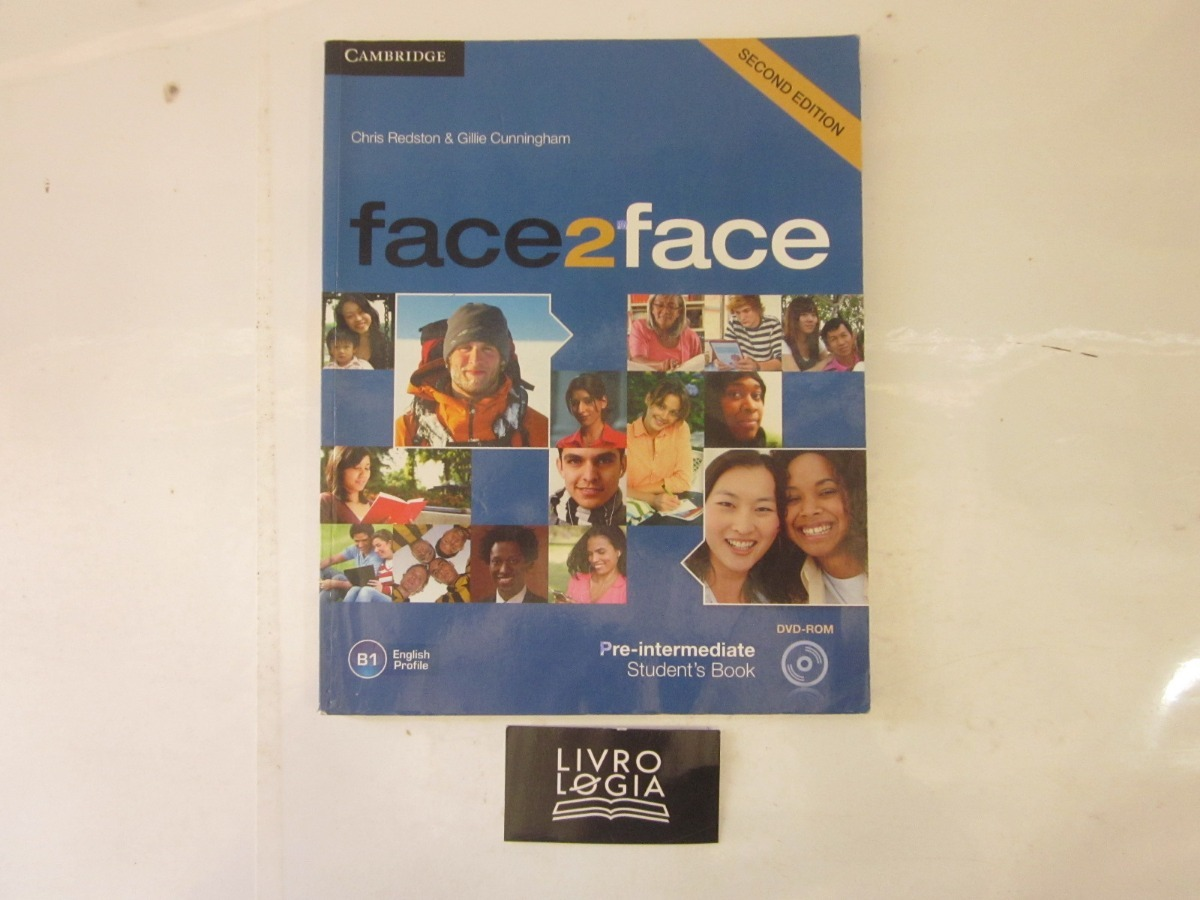 Face2face English Book