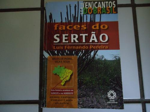 livro faces do sertão luís fernando pereira