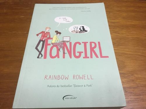 livro fangirl  frete grátis