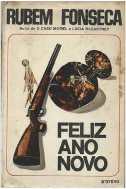 Livro: Feliz Ano Novo - Rubem Fonseca - R$ 76,61 em Mercado Livre