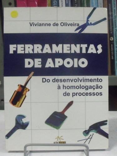livro - ferramentas de apoio - vivianne de oliveira