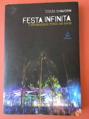 livro festa infinita