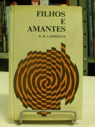 livro - filhos e amantes - d.h lawrence