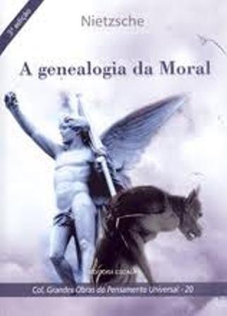 livro - filosofia - a genealogia da moral