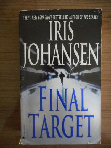 livro final target iris johansen