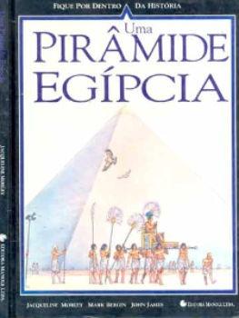livro fique por dentro história pirâmide egípcia