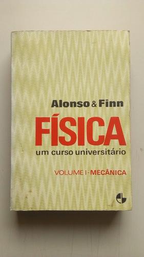 livro física um curso universitário vol 1 edgard blucher