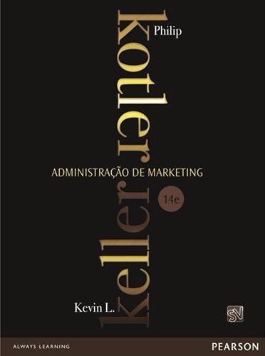 livro físico administração de marketing - phillip kotler
