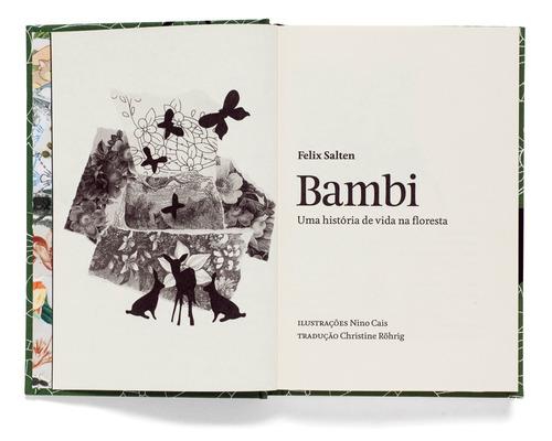 livro (físico) bambi da cosac naify lacrado!