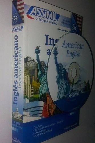 [livro físico +cd] assimil - inglês americano
