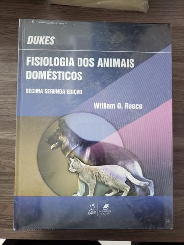 livro fisiologia dos animais domésticos - 12ª ed. 2007