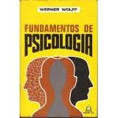 livro- fndamentos de psicologia- werner wolff- frete gratis