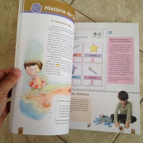 livro formando cidadãos linguagem 5 anos educação infantil