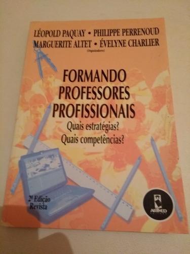 livro formando professores profissionais