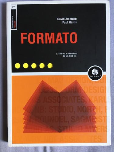 livro formato