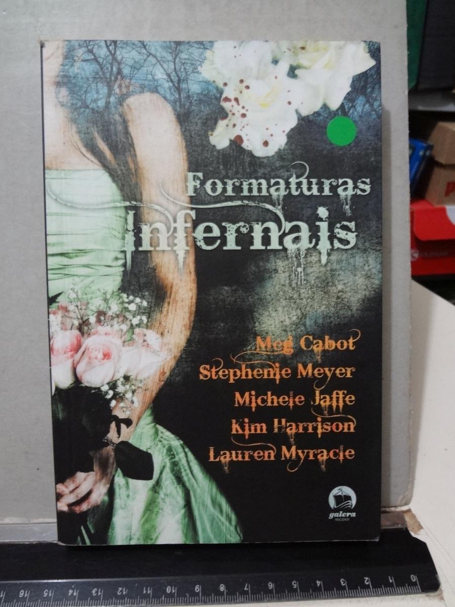 FORMATURAS INFERNAIS EPUB