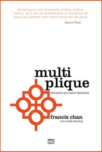 livro francis chan - multiplique