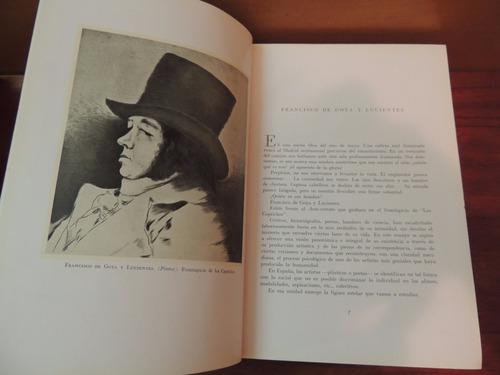 livro francisco de goya el hombre artista leonardo estarico