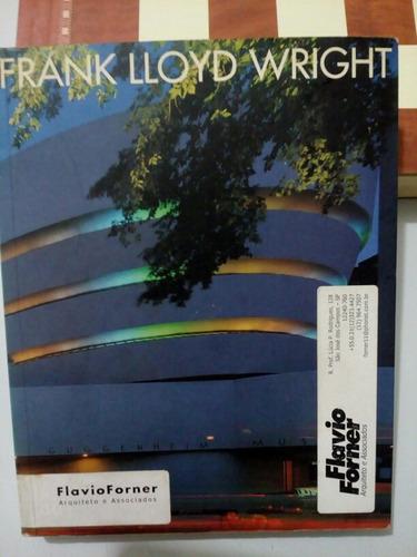 livro frank lloyd wright.