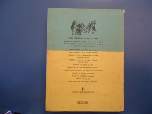 livro franz schubert e seus alegres amigos 4º edição