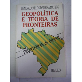 Livro Fronteiras Do Brasil - Bibliex - Política E História