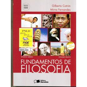 Livro Fundamentos De Filosofia (volume Único) - 368 Páginas