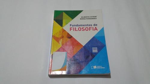 livro fundamentos de filosofia