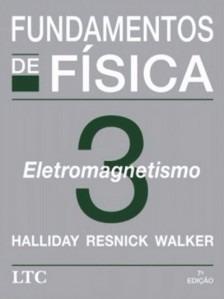 03a85bdfe12 Livro Fundamentos De Física 3 Eletromagnetismo - R  45