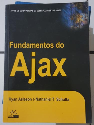 livro fundamentos do ajax