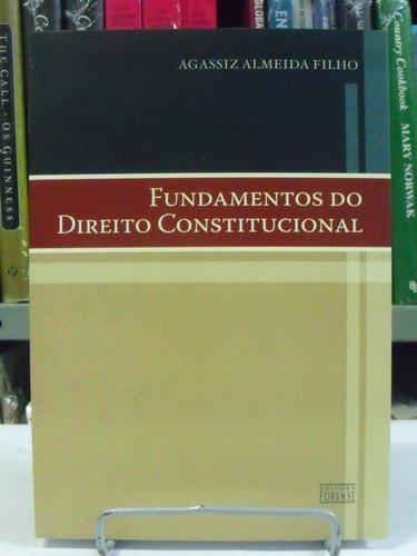 livro - fundamentos do direito contitucional
