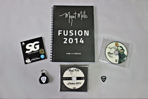 livro fusion 2014