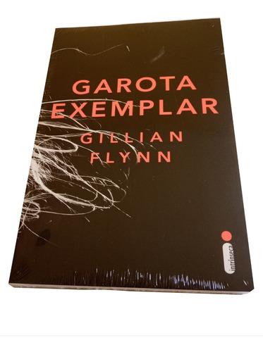 livro - garota exemplar - gillian flynn
