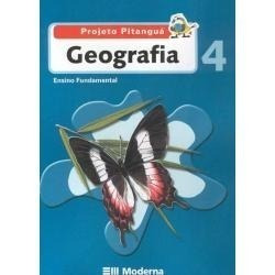 livro geografia 4  5º ano  projeto pitanguá