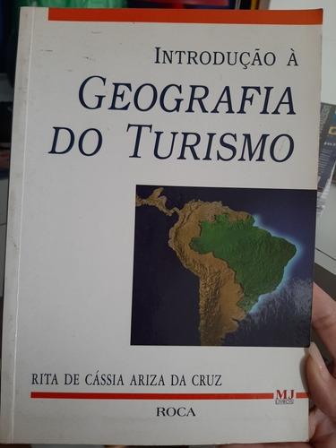 livro geografia do turismo