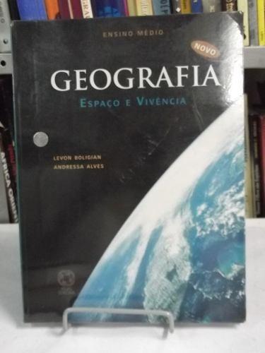livro - geografia espaço e vivência