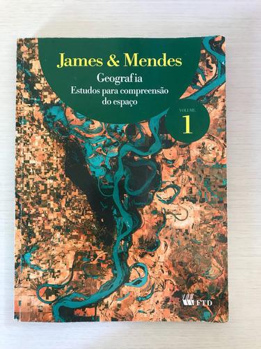 livro geografia volume 2 - editora ftd (usado)