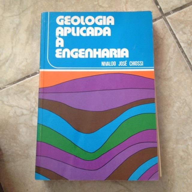 GEOLOGIA APLICADA A ENGENHARIA PDF DOWNLOAD