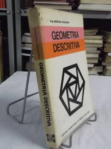 livro - geometria descritiva - eng. ardevan machado