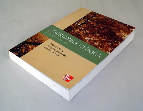 livro geriatria clínica edição 5 kane ouslander abrass 2005