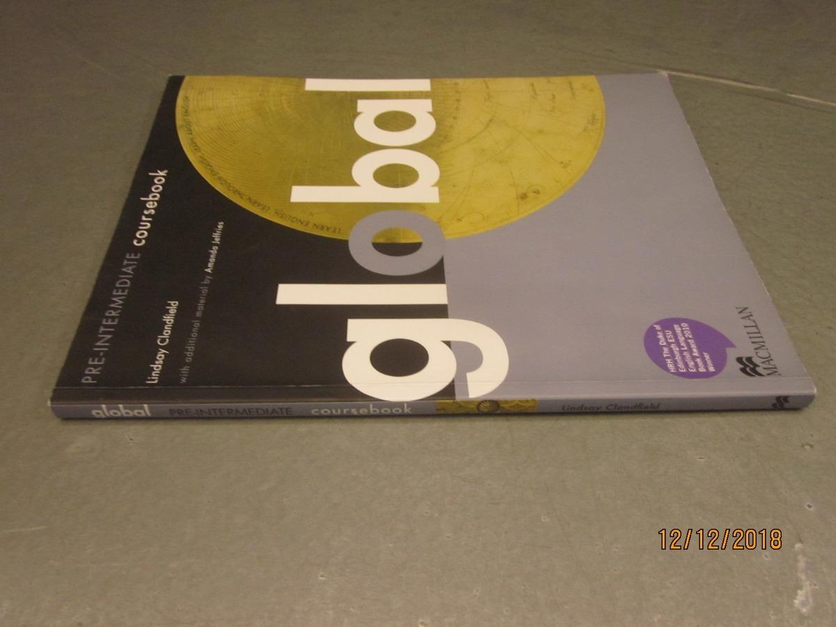 Book Global Pre-intermediate