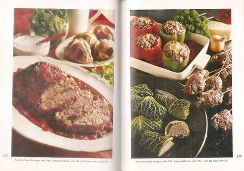 livro god mad culinária receitas em alemão 642 págs.