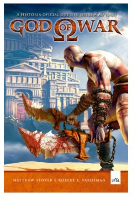 livro god of war