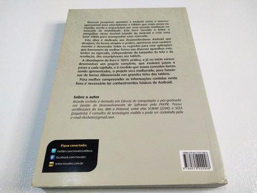 livro google android para tablets