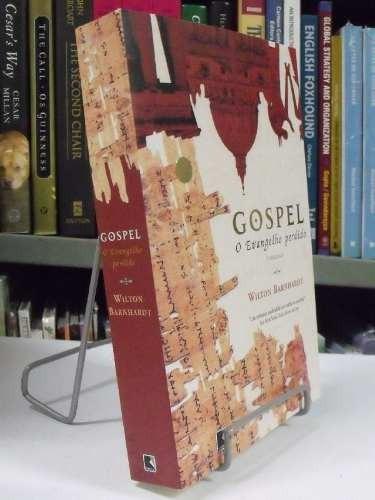 livro - gospel o evangelho perdido