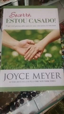 livro gospel - socorro estou cansado joyce meyer