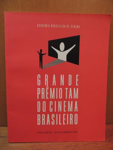 livro grande prêmio tam do cinema brasileiro